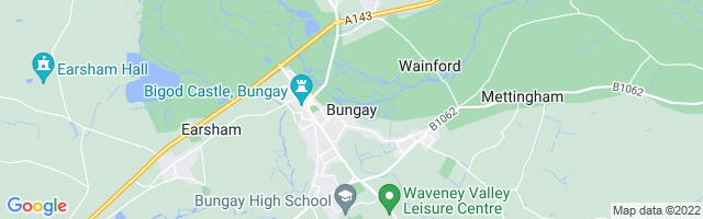 Map Of Bungay