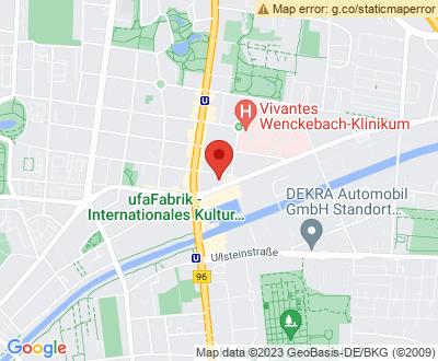 Anfahrt zu Reinigungsfirma Berlin 24 Berlin - DE-BE