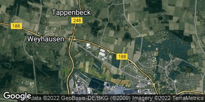 Google Map of Warmenau