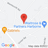 Harborne Office Google Map