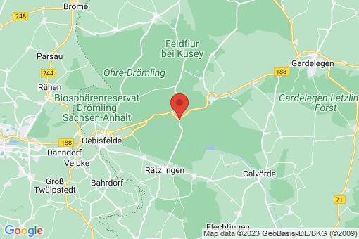 Karte Miesterhorst
