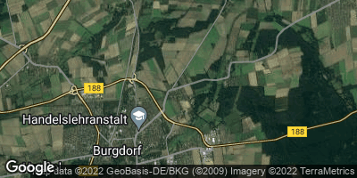 Google Map of Sorgensen