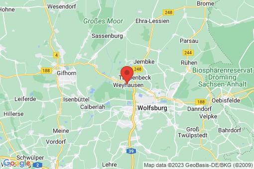 Karte Weyhausen