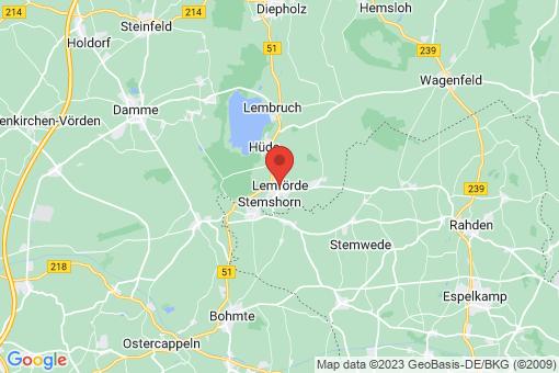 Karte Lemförde