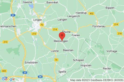 Karte Messingen
