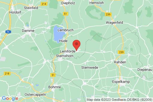 Karte Brockum