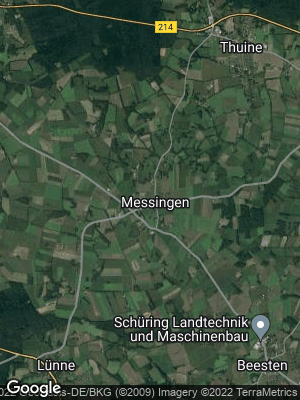 Google Map of Messingen