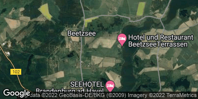Google Map of Beetzsee