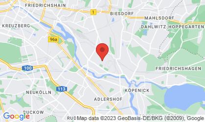 Arbeitsort: Berlin - Treptow