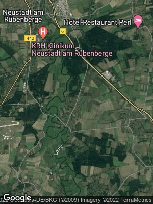 Google Map of Bordenau