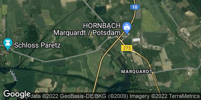 Google Map of Uetz-Paaren