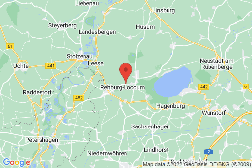 Karte Rehburg-Loccum
