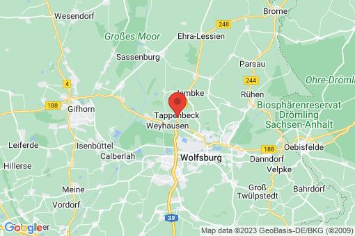Karte Tappenbeck