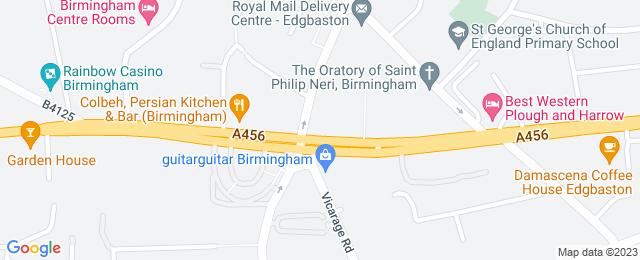Pizza Geeza Birmingham