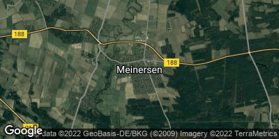 Google Map of Meinersen