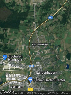 Google Map of Kaltenweide