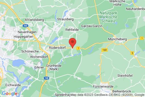 Karte Lichtenow