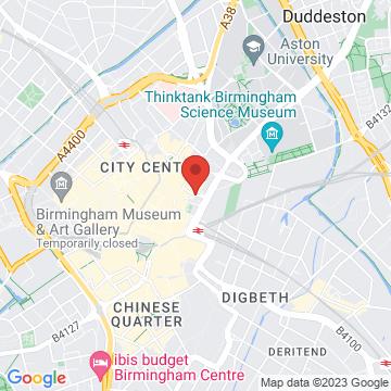 Birmingham, Albert Street Birmingham B5 5JE