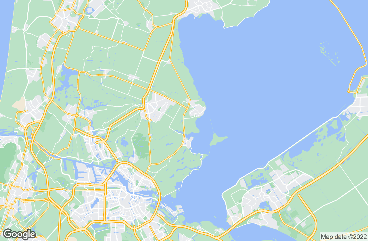 Google Map of Katwoude