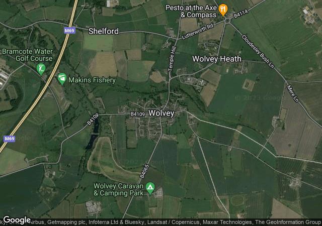 Warwickshire Fly Fishers