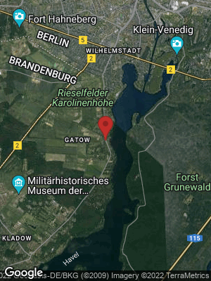 Google Map of Gatow