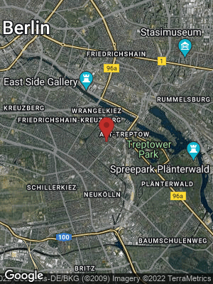 Google Map of Alt-Treptow