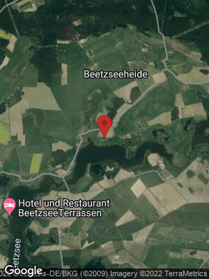 Google Map of Beetzseeheide