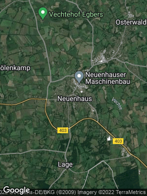 Google Map of Neuenhaus