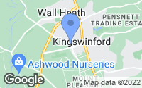 Map of Kingswinford, West Midlands