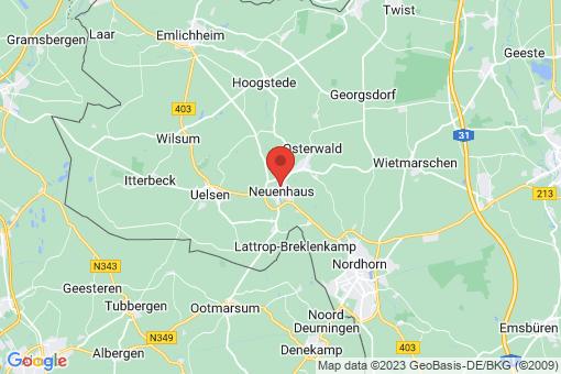 Karte Neuenhaus
