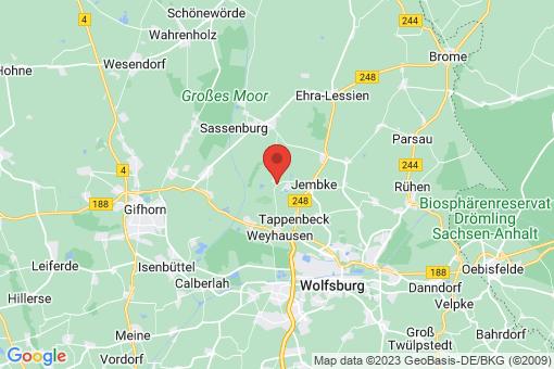 Karte Bokensdorf