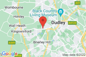 Dudley Group Clinical Library Service on the map