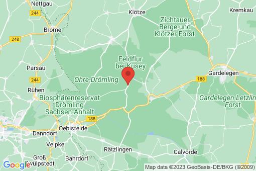 Karte Dannefeld