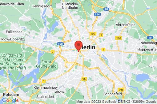 Karte Berlin-Kreuzberg