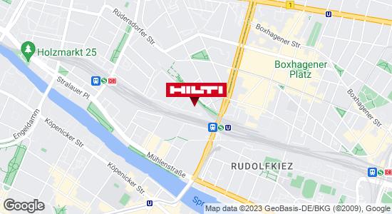 Hilti Store Berlin-Reinickendorf
