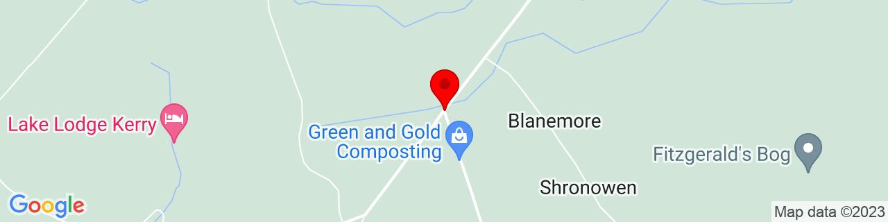 Google Map of 52.5091, -9.51065