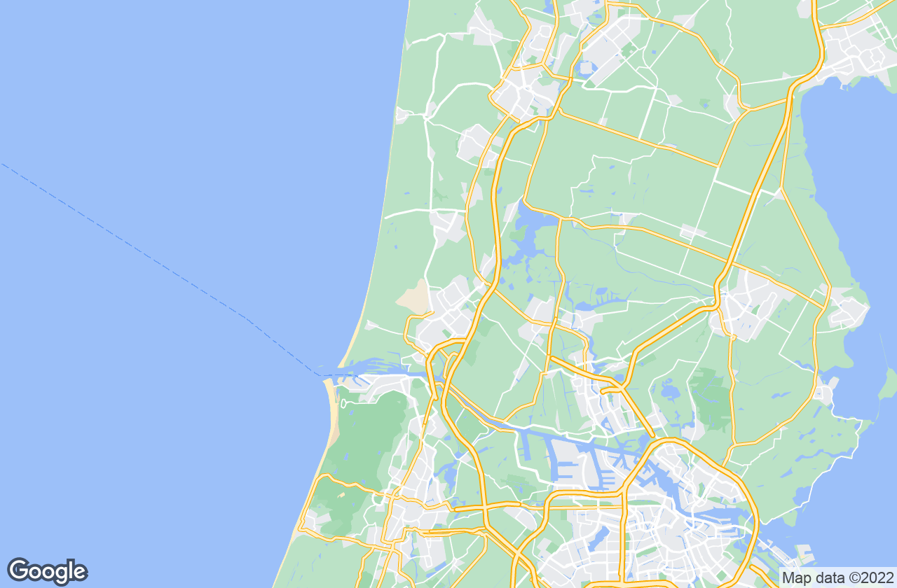 Google Map of Heemskerk