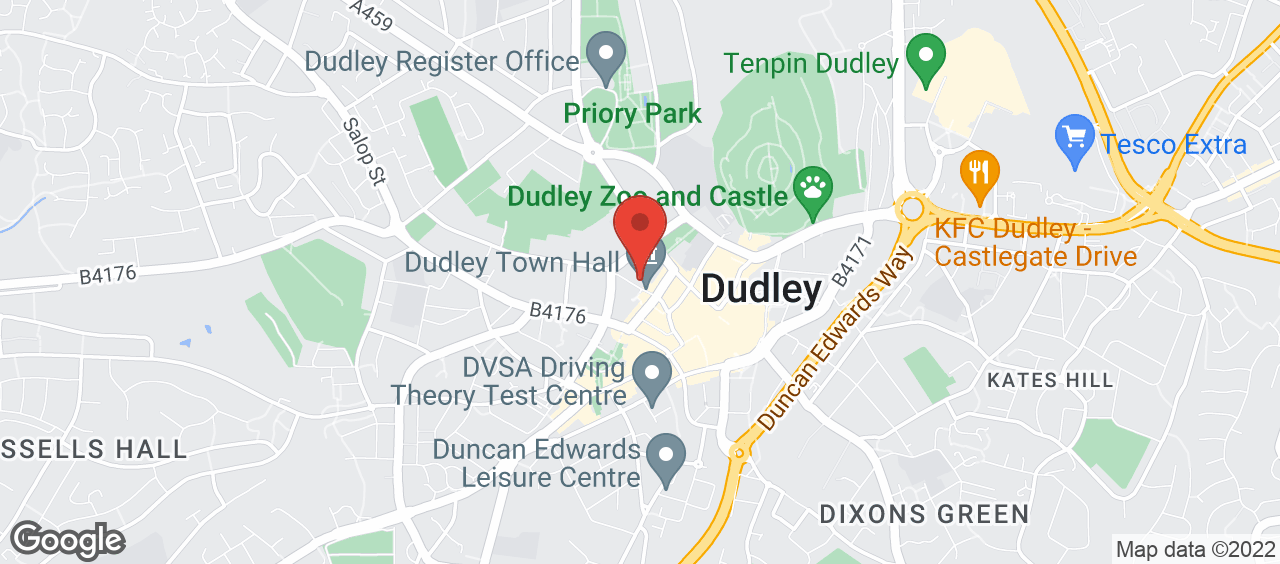 Dudley Library location and directions