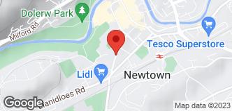 Argos Powys location