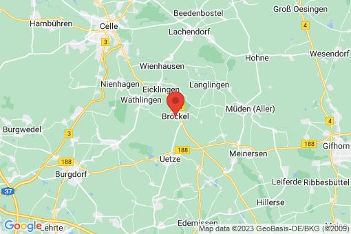Karte Bröckel