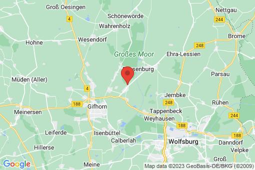 Karte Sassenburg