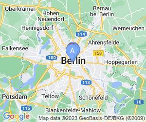 Karte für DDR Museum Berlin GmbH
