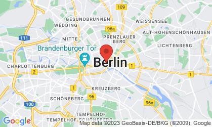 Arbeitsort: Berlin, Potsdam