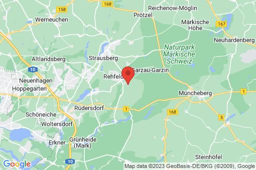 Karte Werder