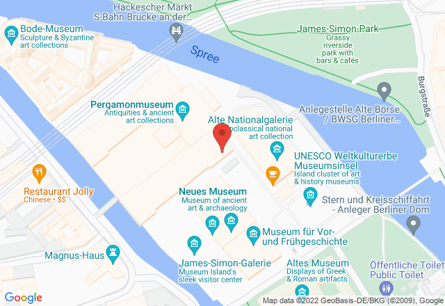 Pergamonmuseum, Bodestr. 1-3, 10178 Berlin