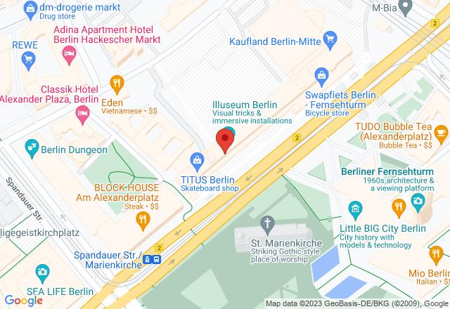 Haus Ungarn, Karl-Liebknecht-Straße 9, 10178  Berlin