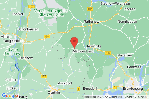 Karte Vieritz