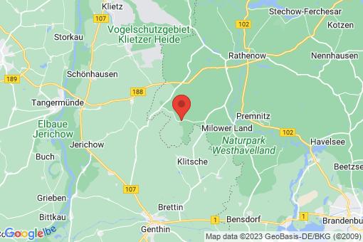 Karte Zollchow