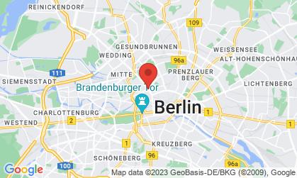 Arbeitsort: Berlin - Mitte