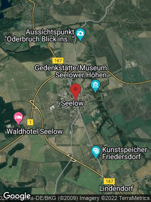 Google Map of Seelow